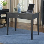 Alaterre Shaker Cottage Writing Desk; Black