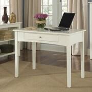 Alaterre Shaker Cottage Writing Desk; Ivory