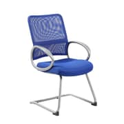 Boss Office Products Guest Chair; Blue