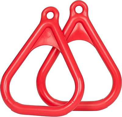 Swing Set Stuff Plastic Trapeze Rings (Set