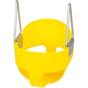 Swing Set Stuff Highback Full Bucket Swing Seat; Yellow