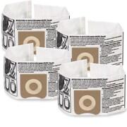 WORKSHOP 3 - 4.5 Gallon Wet Dry Shop Vacuum Dust Collection Bag (Set of 4)