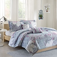 Intelligent Design Arcadia Full / Queen 5-Piece Comforter Set