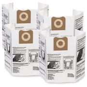 WORKSHOP 12 - 16 Gallon Wet Dry Shop Vacuum Dust Collection Bag (Set of 4)