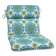 Pillow Perfect Suzani Rounded Corners Chair Cushion
