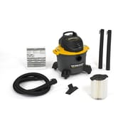 WORKSHOP 6 Gallon 3.5 Peak HP General Purpose Wet/Dry Vacuum