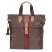 Hedgren Casual Chic Kaci Tote; Seal Brown