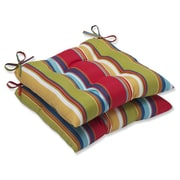 Pillow Perfect Westport Garden Outdoor Dining Chair Cushion (Set of 2)