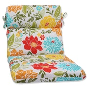 Pillow Perfect Spring Bling Outdoor Chaise Lounge Cushion