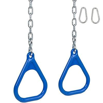 Swing Set Stuff Trapeze Rings w/ Chains