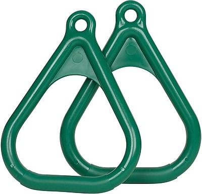 Swing Set Stuff Plastic Trapeze Rings (Set