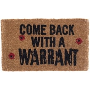 Canada Mats Come Back with a Warrant Mat
