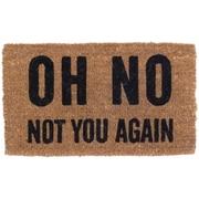 Canada Mats Oh No Not You Again Doormat