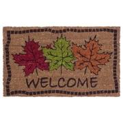Canada Mats Autumn Maple Leaves Doormat
