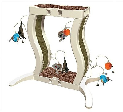 Innovation Pet Kitty Connection Deluxe Cat Scratcher WYF078277149117