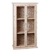 CBK Wall Cabinet with Love Bird Pattern