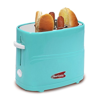 Elite by Maxi-Matic Cuisine Hot Dog Toaster; Blue WYF078277242381
