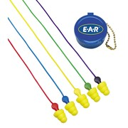 3M Occupational Health & Env Safety Corded Earplugs Hearing Conservation