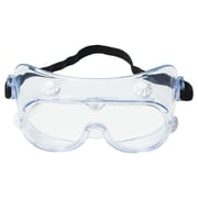 3M Occupational Health & Env Safety Splash Goggle