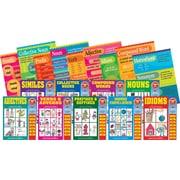 Barker Creek Reading Fundamentals Classroom Poster and Book Set, 18/Set