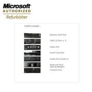Refurbished 8440 14 Laptop, 4GB Memory, 250GB HDD, Intel Core i5 2.4gHZ, Windows 7 Home Premium 64bits