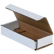 "09""x6""x1"" Partners Brand Corrugated Mailers, 50/Bundle (MLR961)"