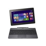 "ASUS® Transformer Book T100TA 10.1"" Touch Net-Tablet PC, LCD, Intel Atom Z3740, 64GB SSD, 2GB RAM, Win 8.1, Gray"