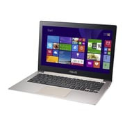 "ASUS Zenbook UX303LA-XS51T 13"" Full HD Touchscreen Intel Core i5 5200U 8 GB RAM 256 GB SSD Windows Ultrabook Smoky Brown"