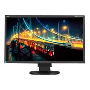 "NEC MultiSync 24"" LED-Backlit LCD Monitor - EA244UHD-BK - Black"