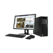 HP® SB Z440 Intel Xeon® E5-1650 v3, 256GB SDD, 8GB RAM, Windows 7 Pro Workstation