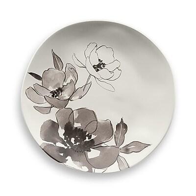 TarHong Savannah Floral Melamine 12 Piece Dinnerware Set