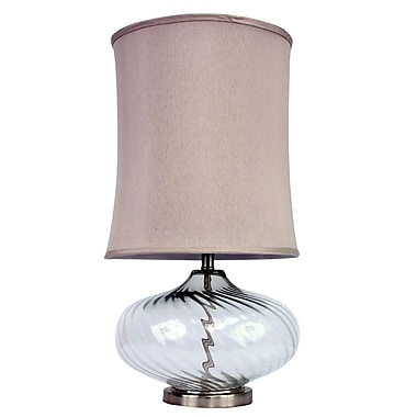 J. Hunt Home 29.5 Table Lamp with Empire Shade