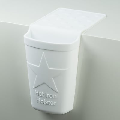 Holster Brands Deluxe Hair Tools Holder; White WYF078277609290