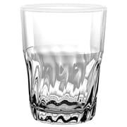 TarHong Cantina DOF and Jumbo 12 Piece Acrylic Drinkware Set; White