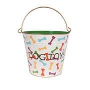 Malabar Bay, LLC (dba. Jayes) Dog Bones Dog Toy Pail