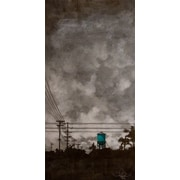 GreenBox Art Silver Skies by Amy Paul Painting Print on Wrapped Canvas