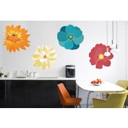 GreenBox Art Graphic Flowers Wall Decal