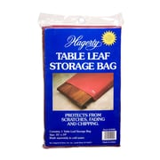 W.J. Hagerty Table Leaf Storage Bag; 25'' W x 54'' D
