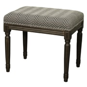 New Pacific Direct Madeline Stool Black Legs