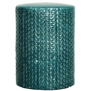 New Pacific Direct Woven Garden Stool