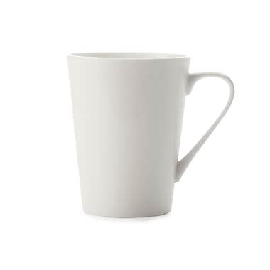 Casa Domani Pearlesque Conical Mug, 4/Pack