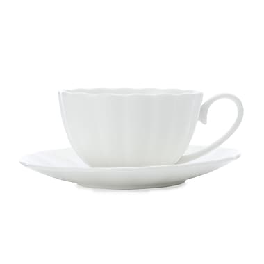 Maxwell & Williams Charming Teacup & Saucer, 8/Pack
