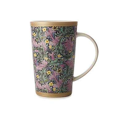 Maxwell & Williams William Morris Granville Conical Mug, 6/Pack