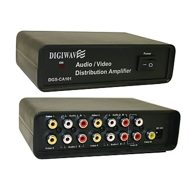 Digiwave 4 Way AV Distribution, 5