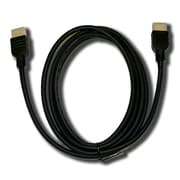 "Electronic Master 6' Male to Male HDMI Cable, 0.8"" x 6.3"" x 6.3"", Black"