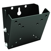 "TygerClaw Tilt Wall Mount for 10"" - 22"" TV, 4.8"" x 5.2"" x 1.6"", Black"