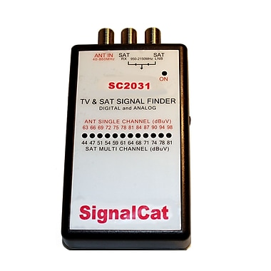 Digiwave Digital TV & Satellite Signal Finder, 1.1