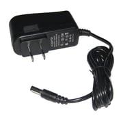 Adaptateur d'alimentation SeqCam avec DC12V et 500mA, 1,8 x 2,3 x 3 po, noir