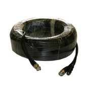 Câble CCTV SeqCam RG59 de 200 pi, 3,2 x 9,5 x 9,5 po, noir