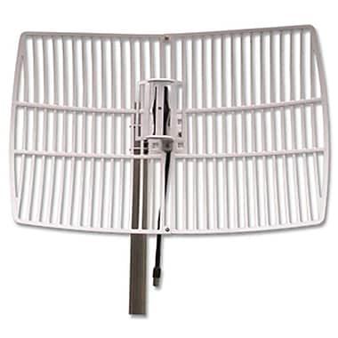 Turmode 2.4Ghz Grid Parabolic Wifi Antenna, 25.8